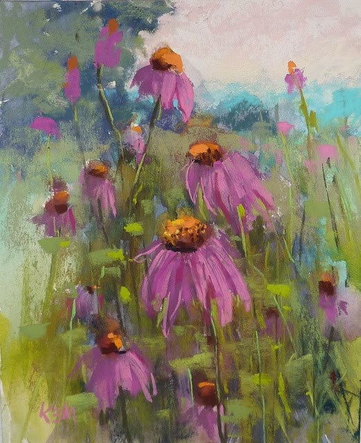 """""""A Great Resource for Successful Watercolor Underpaintings"""" original fine art by Karen Margulis"""