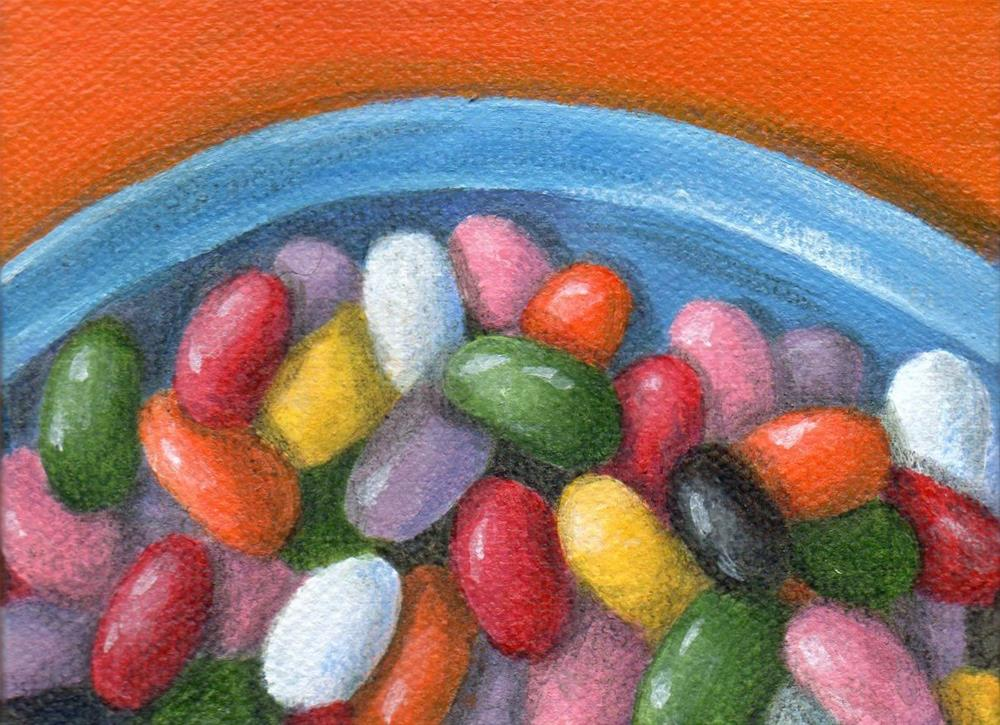 """""""Colorful Collection"""" original fine art by Debbie Shirley"""