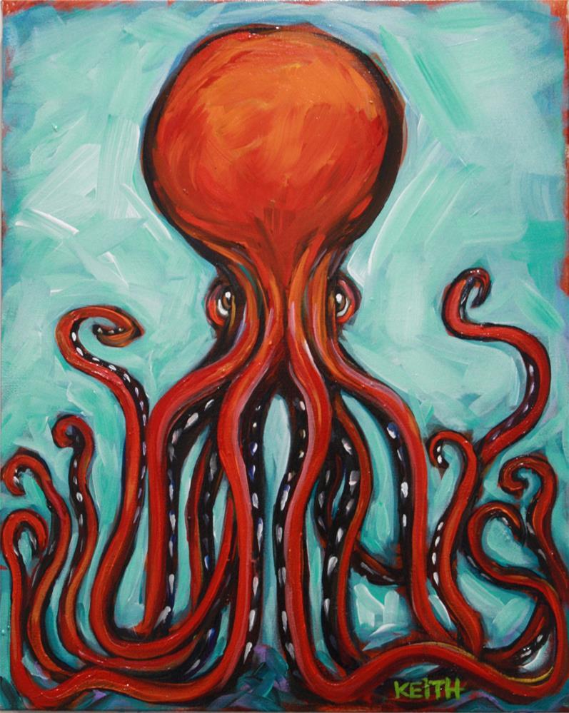 """Dave"" original fine art by Kandice Keith"