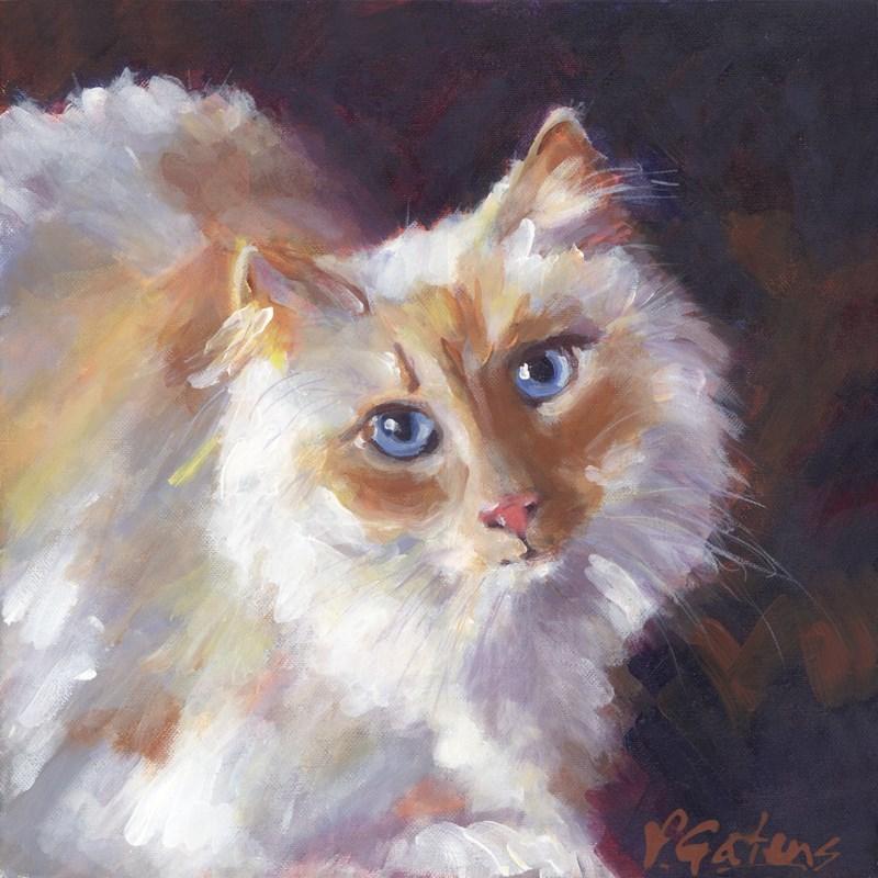 """Mystic"" original fine art by Pamela Gatens"
