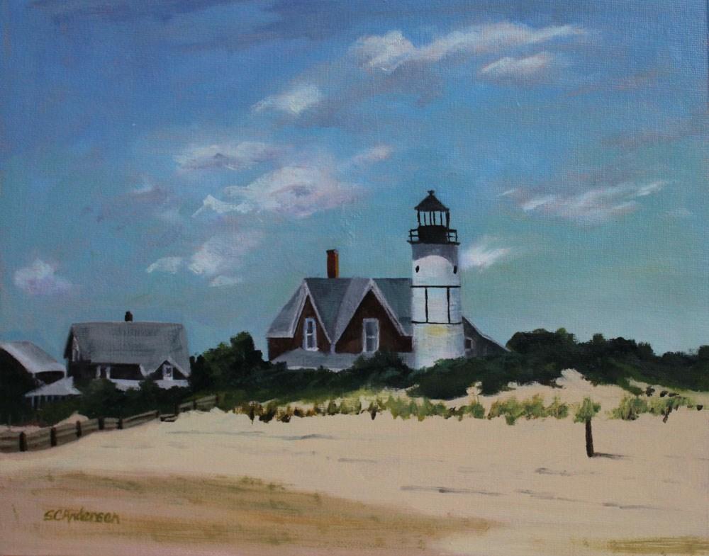 """Cape Light"" original fine art by Susan Andersen"