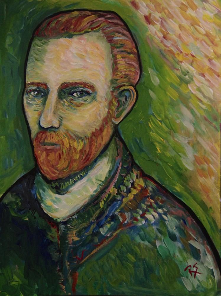 """I Dream of Painting"" original fine art by Roberta Schmidt"