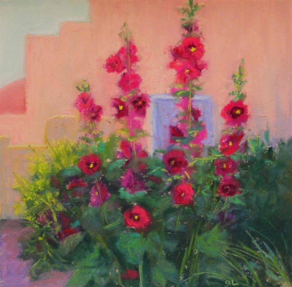 """Spring Beauty"" original fine art by Sharon Lewis"