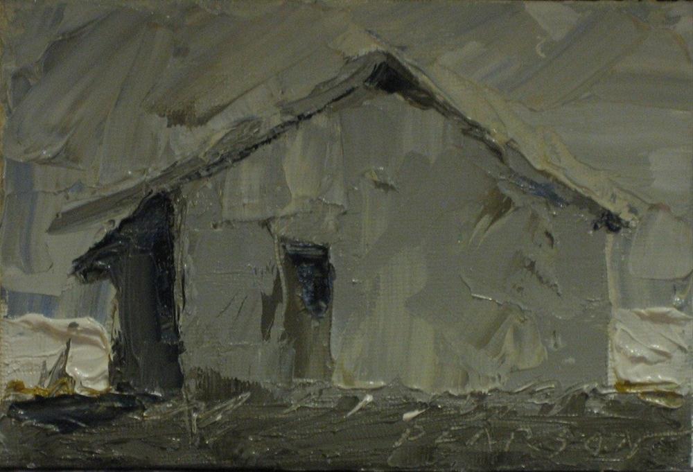 """""""Quiet # 13"""" original fine art by Dennis Pearson"""