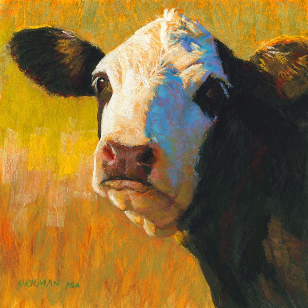 """Yin"" original fine art by Rita Kirkman"