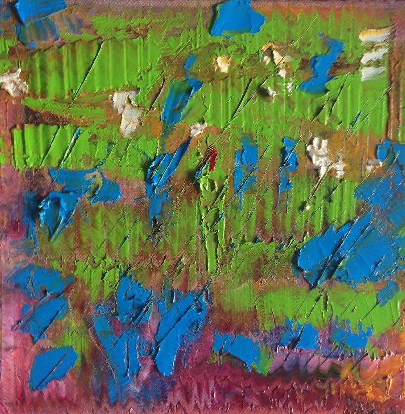 """A Tribute"" original fine art by Astrid Buchhammer"