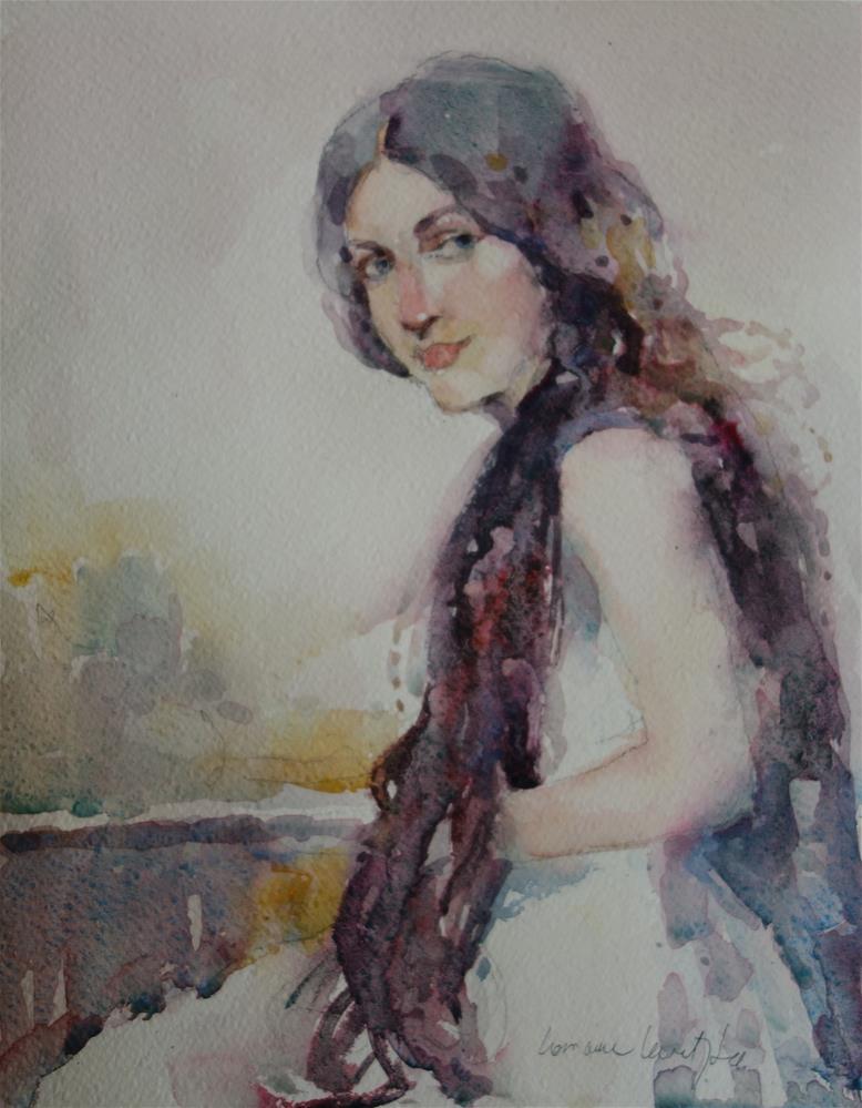 """Natural Beauty"" original fine art by Lorraine Lewitzka"