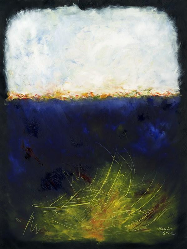 """Sprout of Love"" original fine art by Mariko Irie"