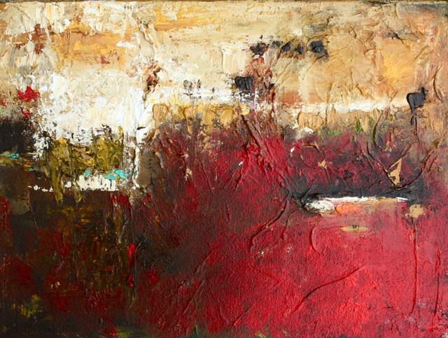 """Sync"" original fine art by Elizabeth Chapman"