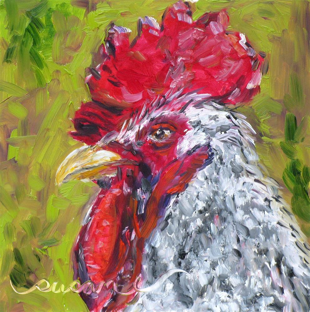 """Sun Beckoner"" original fine art by Susan Elizabeth Jones"