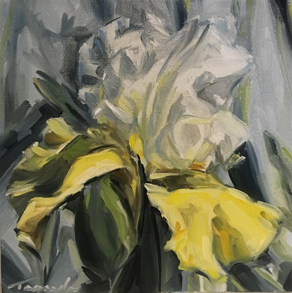 """Iris (19-21)"" original fine art by Tamanda Elia"