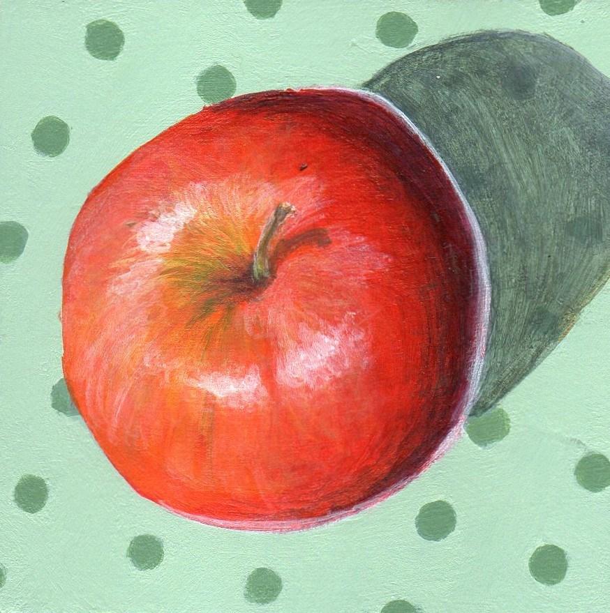 """Better Things"" original fine art by Debbie Shirley"
