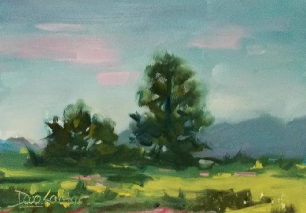 """LAUREL HARDY"" original fine art by Doug Carter"