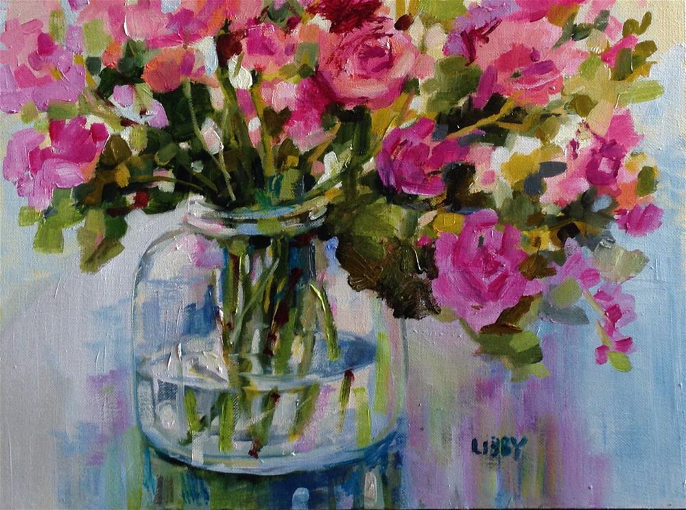 """Premium"" original fine art by Libby Anderson"