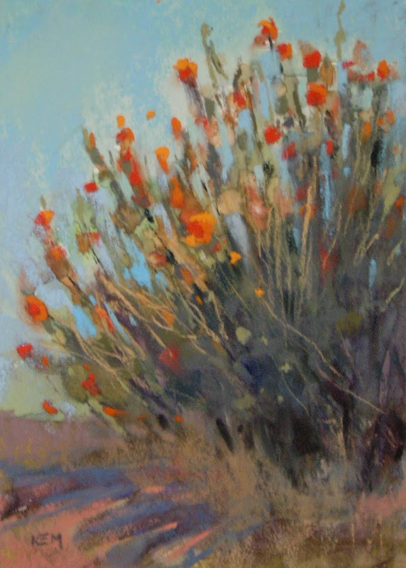 """""""Finding Your Own Voice in Your Paintings"""" original fine art by Karen Margulis"""