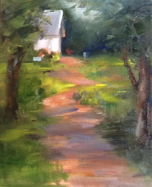 """""""* Proceeds will be donated to  Red Cross for Hurricane Harvey victims."""" original fine art by Linda Carney"""