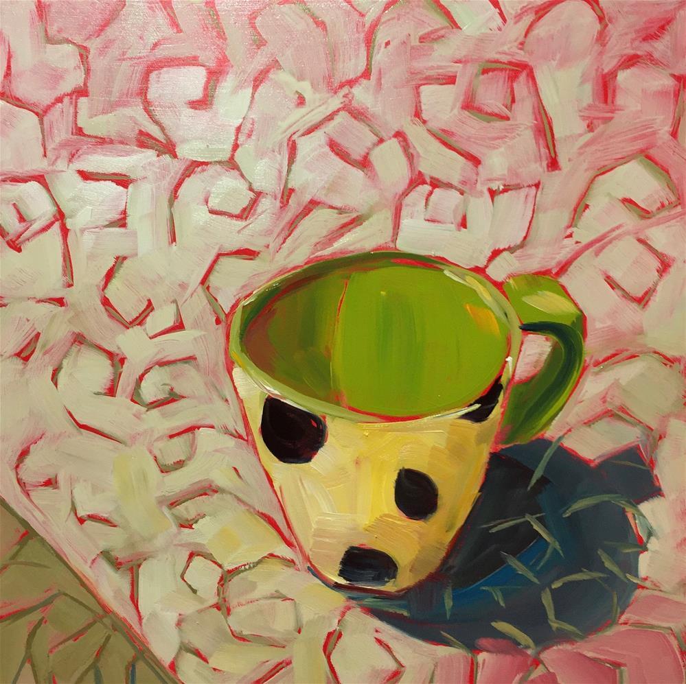 """0446: At the Edge"" original fine art by Brian Miller"