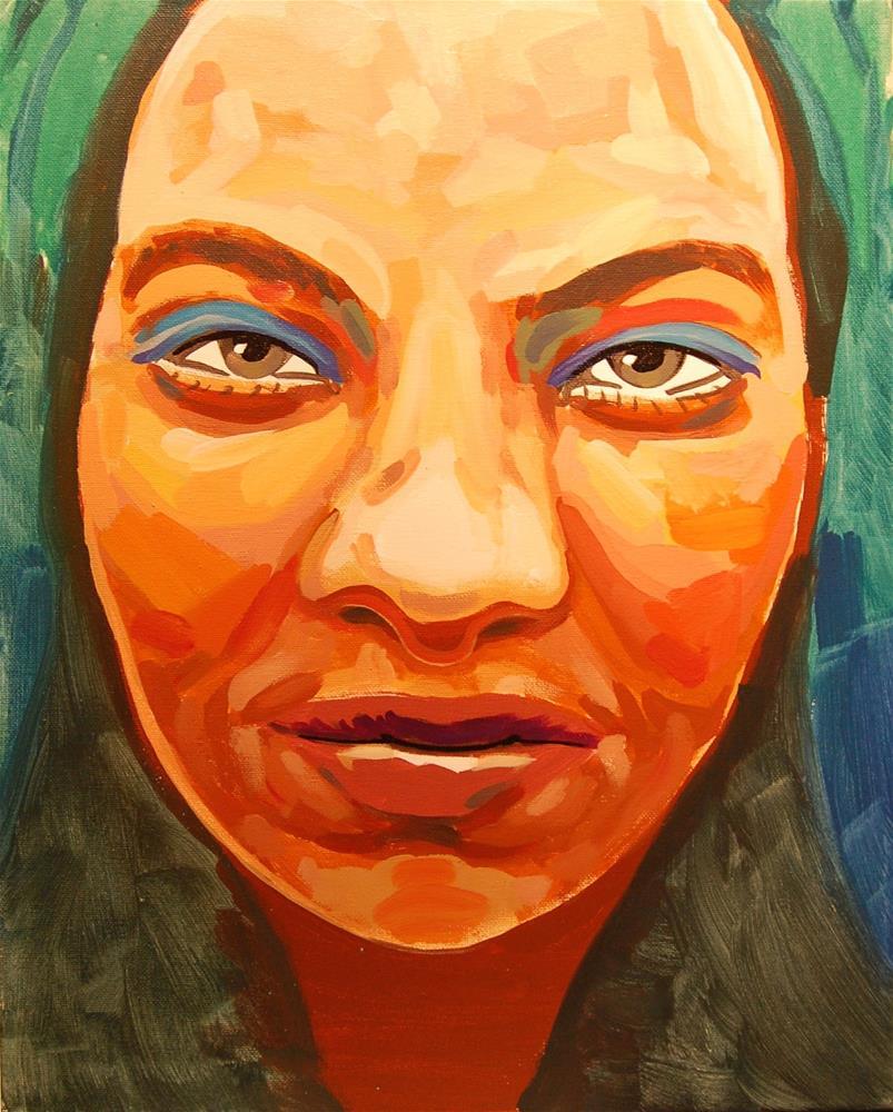 """""""summer smile"""" original fine art by michael vigneux"""