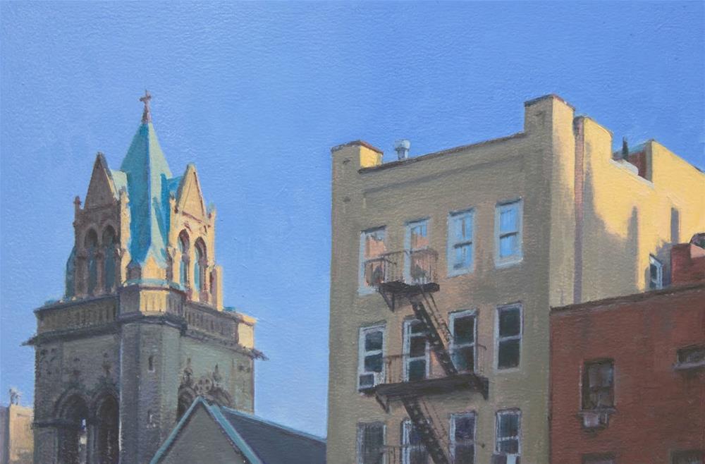 """""""The Bells!"""" original fine art by Ski Holm"""