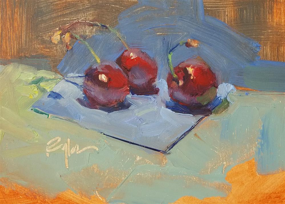 """""""Shy"""" original fine art by Paul Ryker"""