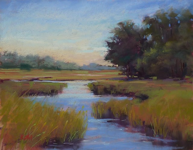 """""""How to Deal with Unfinished Paintings"""" original fine art by Karen Margulis"""