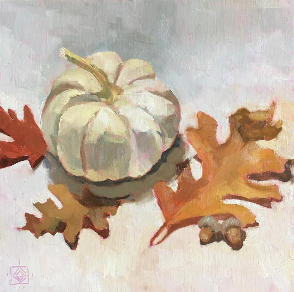 """All things Autumn"" original fine art by Carol Granger"