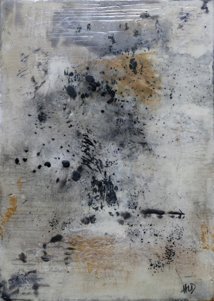 """Melding"" original fine art by Heather Douglas"