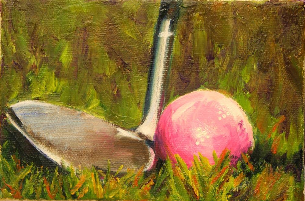 """""""Ladies Cure"""" original fine art by Karen Gehse"""