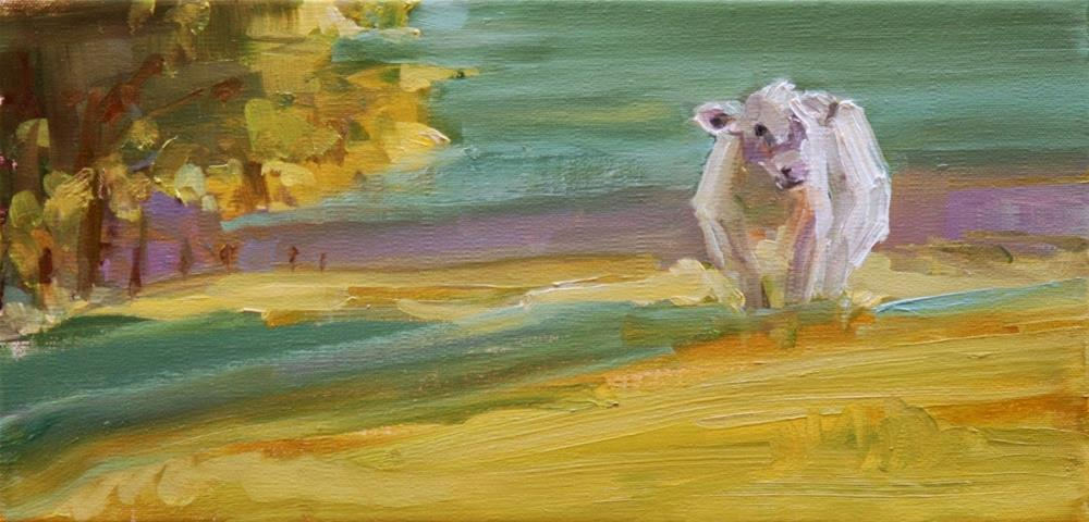 """field of dreams"" original fine art by Carol Carmichael"