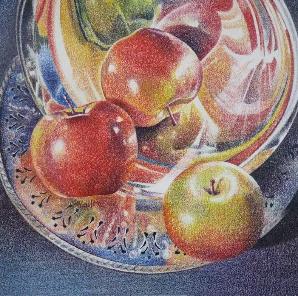 """Sincerely"" original fine art by Barbara Benedetti Newton"