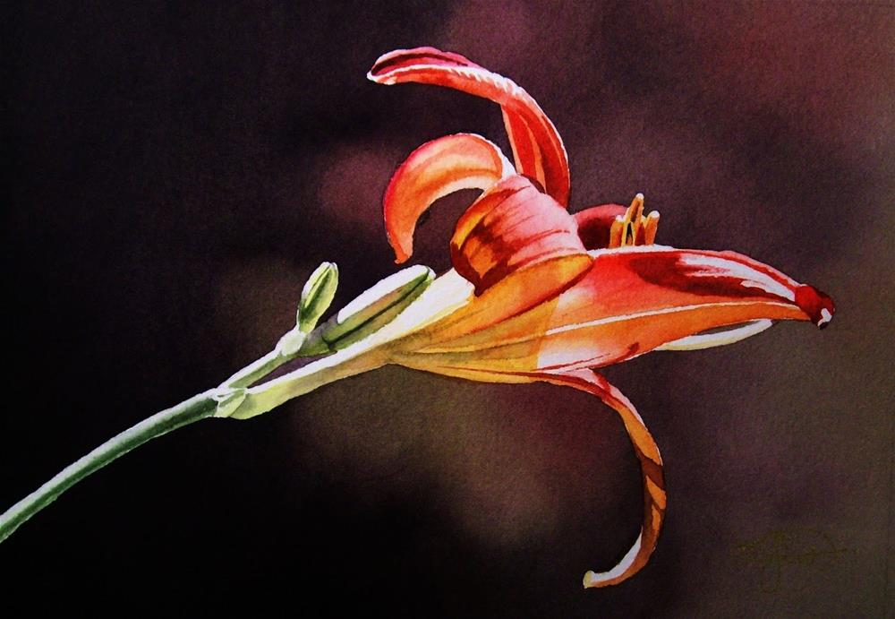 """""""Thirty Paintings in Thirty Days ~ Day 14"""" original fine art by Jacqueline Gnott, TWSA, WHS"""