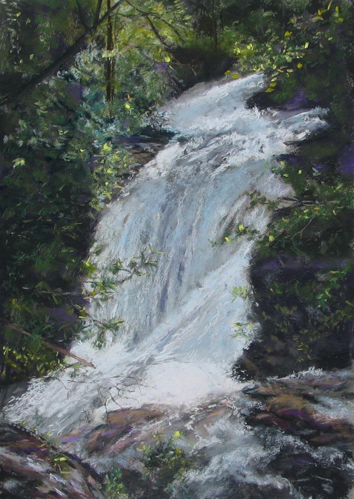 """""""Sea Creek, Georgia"""" original fine art by Shelley Koopmann"""