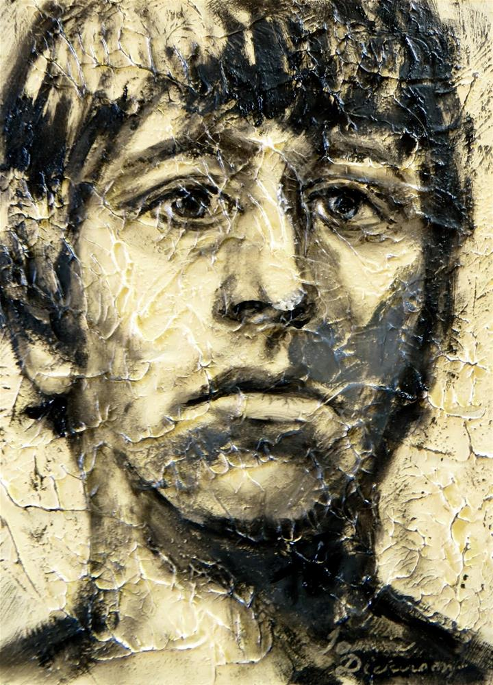"""Ringo"" original fine art by Tammie Dickerson"
