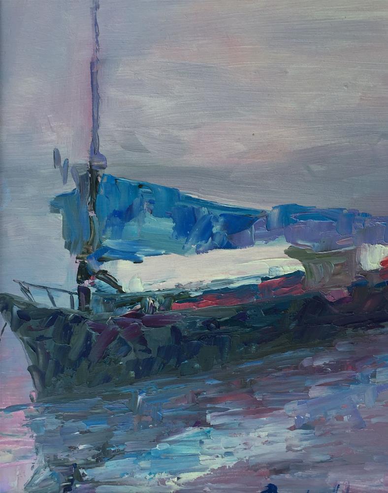 """""""Solitude"""" original fine art by Angela Hansen"""