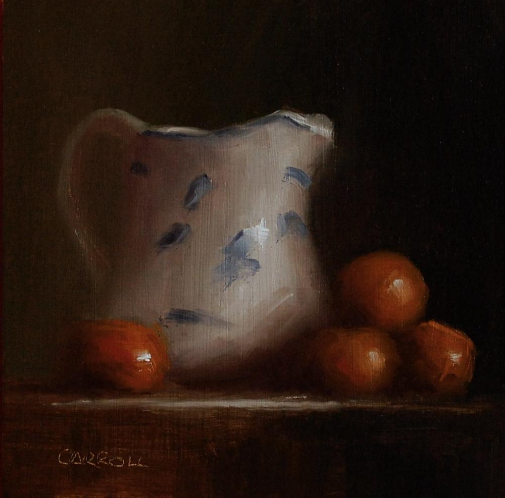 """Milk Jug"" original fine art by Neil Carroll"