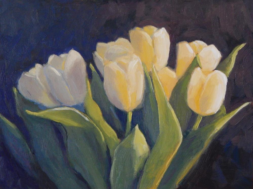 """Bouquet of Sunshine"" original fine art by Lisa Kyle"