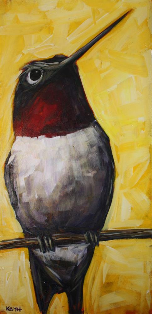 """S. Gonzales"" original fine art by Kandice Keith"