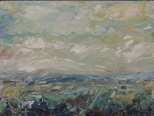 """After The Rain"" original fine art by Jana Johnson"