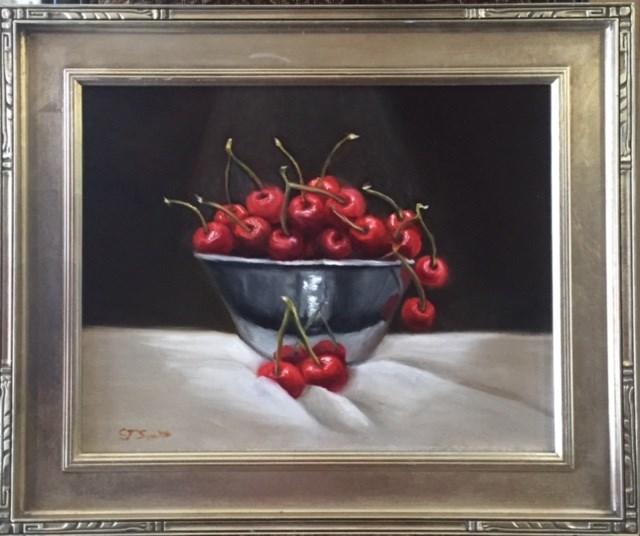 """Life Is -"" original fine art by Cheryl J Smith"