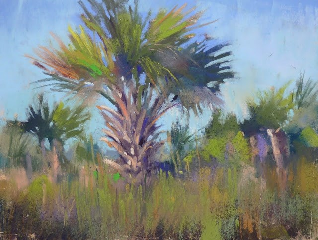 """""""Keeping a Daily Painting Habit part one"""" original fine art by Karen Margulis"""