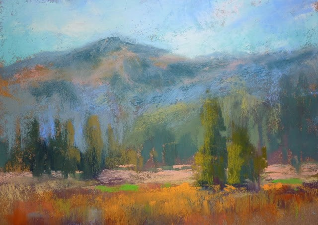 """Virtual Open Studio Tour...Plein Air Paintings"" original fine art by Karen Margulis"