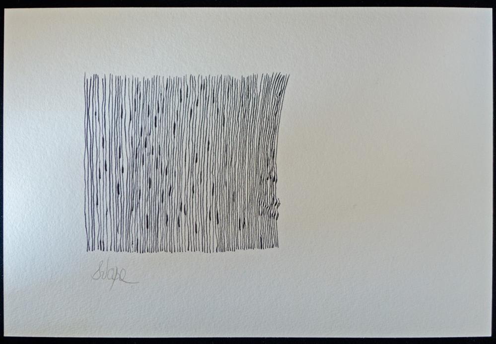 """""""BIRDS IN THE HIGH HALL GARDEN"""" original fine art by Craig Svare"""