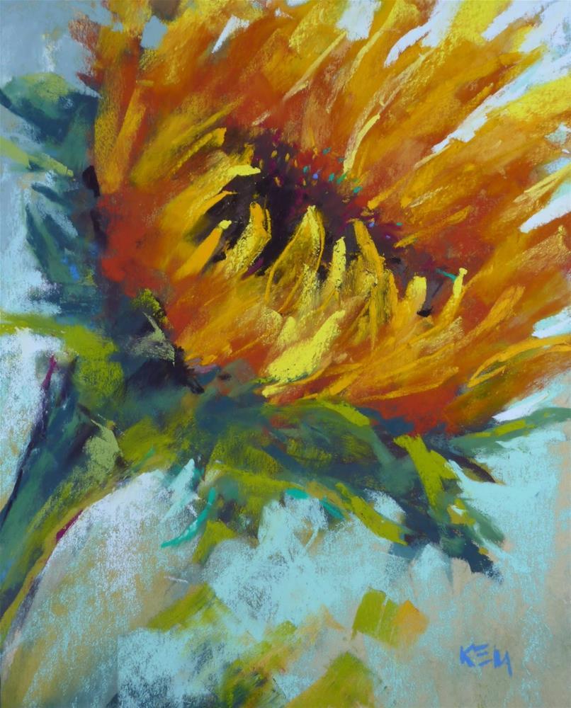 """""""What Happens When Painting Plans Change"""" original fine art by Karen Margulis"""
