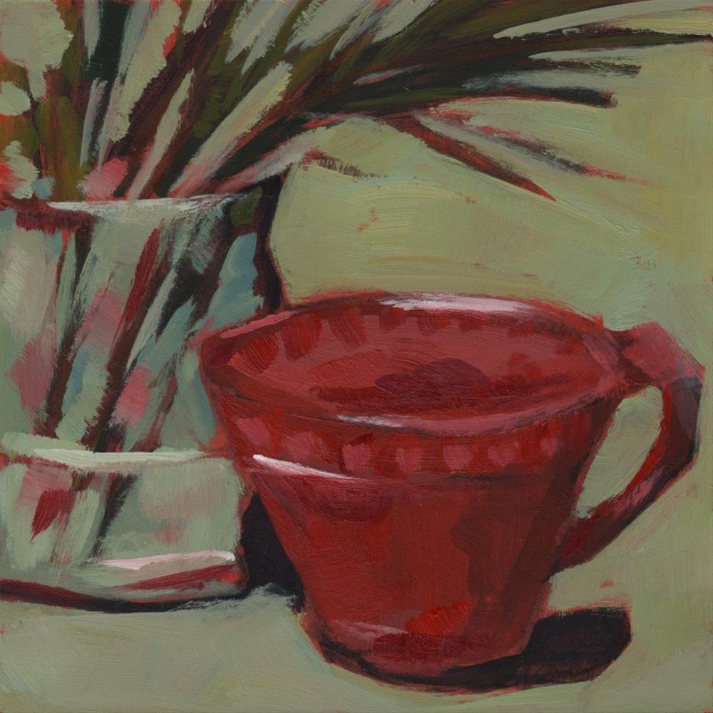 """0287: Joy of Giving"" original fine art by Brian Miller"