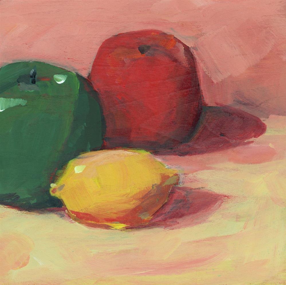 """""""0917: Harvest Time"""" original fine art by Brian Miller"""