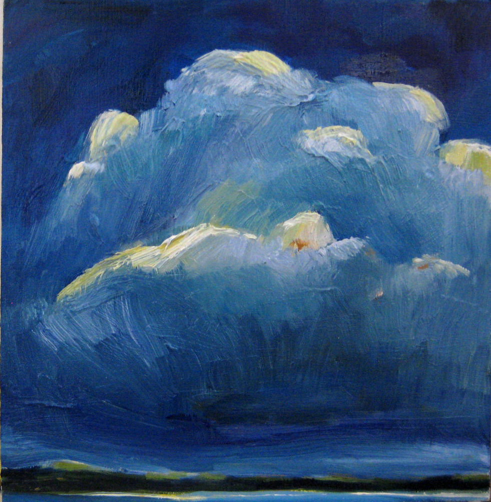 """""""As The Night Comes- Moonlight Reveal"""" original fine art by Nicki Ault"""