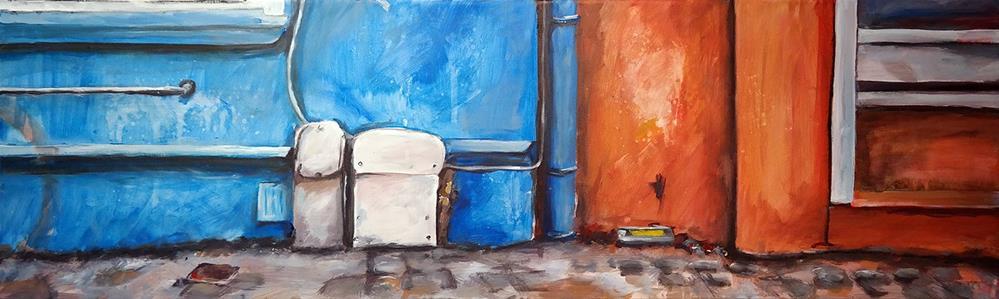 """""""0760 Buddies"""" original fine art by Dietmar Stiller"""