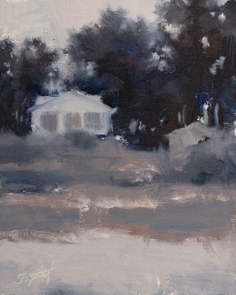 """Dune House Values"" original fine art by Todd Zuithof"