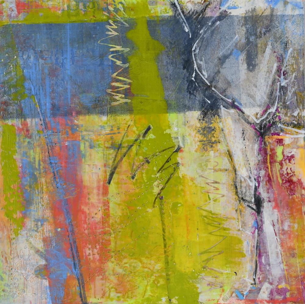 """Shoulder In"" original fine art by Jennifer Pratt"