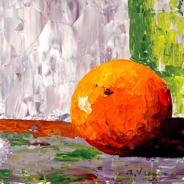 """On the Shelf"" original fine art by Anna Vreman"